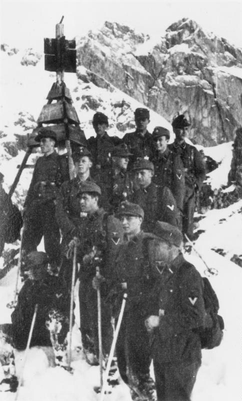 Slovenia SS Foreign Volunteers and Conscripts - Nevington War Museum